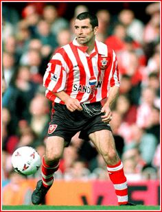Francis Benali - At Saints from 1988 - 2004.