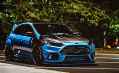 Focus Rs, Ford Focus, Ford Fiesta Modified, Subaru Sti Hatchback, Moto Car, Chevrolet Spark, Mustang Cars, Jdm Cars, Car Wrap
