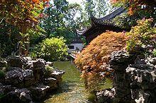 Shanghai - Altstadt und der Yu-Garten...! Super...!