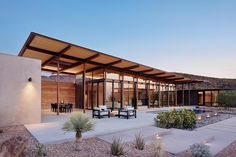 Discover recipes, home ideas, style inspiration and other ideas to try. Lake Flato, Desert Homes, Rammed Earth, Earth Homes, Dream House Exterior, Modern House Design, Modern Architecture, Sustainable Architecture, Exterior Design