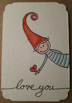 christmas doodles Doodle Zeichnung se K - Watercolor Christmas Cards, Christmas Drawing, Watercolor Cards, Christmas Art, Doodle Drawings, Doodle Art, Cute Drawings, Cute Cards, Diy Cards