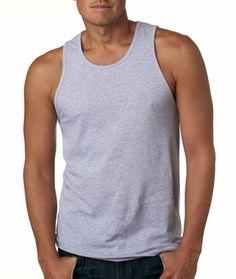 Mens Low Scoop Neck T Shirt