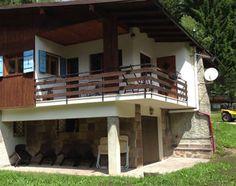 Casa nel bosco vicino piste da sci a Bellamonte
