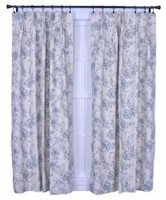 Ellis Curtain Andrea Thermal Insulated 48-by-54-Inch Pinch Pleated Panel Pair Curtains, Wedgewood by Ellis Curtain. $49.99. Coordinating Andrea valances and tab top curtains available thru Amazon; Made in the USA; Dry clean recommended. Great light blocking qualities; Promotes a more restful sleep when used in a bedroom. Measurements 48-Inch overall width (both 24-Inch panels combined) 54-Inch overall length. Saves energy and money year round; During the winter months they help...