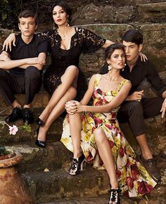 Dolce&Gabbana 2012 Spring Summer Womens Ad Campaign! Dolce&Gabbana presents their 2012 Spring Summer Womens Advertising Campaign. Similar to menswear, this season celebrates Italian cinema inspired by film icons such as Anna Magnani, Monica Vitti and Sofia Loren.