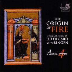 ▶ Anonymous 4 - The Origin Of Fire /Hildegard von Bingen - YouTube