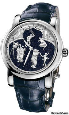 71 Best Ulysse Nardin watches images   Men s watches, Clocks, Cool ... 96e1991df09
