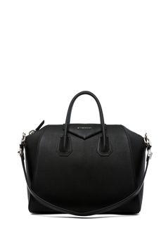 429aa038079c GIVENCHY Antigona Medium in Black Givenchy Antigona