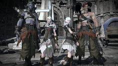 Final Fantasy XIV Heavensward Game Screenshot 2