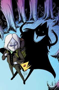 Adventure Time:Ice King Comic Special #1 Subscription Cover