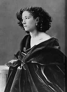 Sarah Bernhardt mistress to Edward VII
