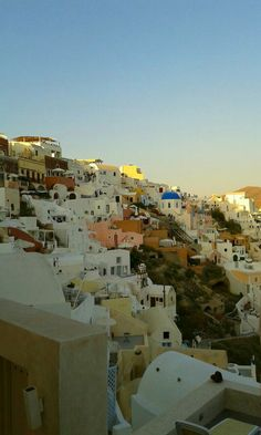 Breathtaking view in Oia | Santorini | Greece