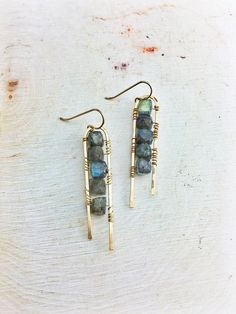 Inspired by the Aurora Borealis of the Northern Lights. If you love Labradorite as much as we do here at Enclave Gems & Co., I'm sure one of the reasons why you love Labradorite so much is because of
