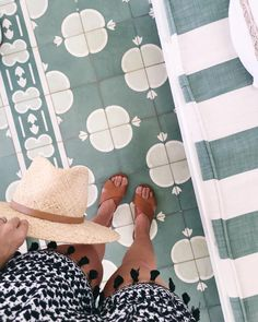 floored : Gal Meets Glam : Dominican Republic
