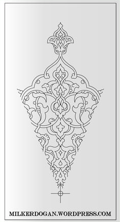 Explore inspirational, rare and mystical Rumi quotes. Here are the 100 greatest Rumi quotations on love, transformation, existence and the universe. Islamic Art Pattern, Pattern Art, Pattern Design, Islamic Motifs, Arabic Pattern, Motifs Islamiques, Tattoos Motive, Stencil, Motif Arabesque