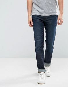 Discover Fashion Online Slim Jeans, Navy Jeans, Men s Jeans, Colored Denim,  Pepe 49ba10b386