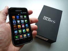 2010 : l'ère du Galaxy débute avec le premier #GalaxyS sous Android vendu à 24 millions d'exemplaires cette année là !