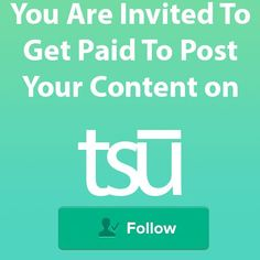 Please, accept this special invite https://www.tsu.co/NaturalHairLatina Share 8 posts per day   24 posts per day  You can only follow 1,000 people and have 5,000 friends  You can only hold up to 50 Pending friend requests  In a single post you can only use 10 @ mentions In a single post you can only use 10 # hashtags  #active #gain #more #social #business #promo #influencer #naturalhairlatina #money #marketing #seo #blogger #openfollow #tfbjp #social