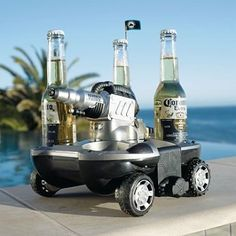 This Remote-Controlled Drink Butler | 22 Beach Products You Absolutely Need This Summer