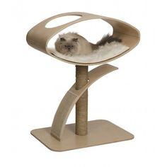 Luxusní škrabadlo pro kočky