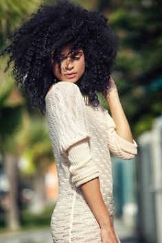 CurlsUnderstood.com: The slayage tho! Natural hair