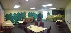 Room for VBS