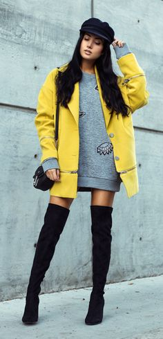 The Micah Cocoon Coat | GUESS