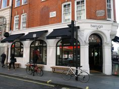 Integrated comms agency Embrace's Clerkenwell favourite: Benugo for coffee and the best carrot cake