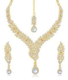 Fashion Necklaces: Buy Designer Necklaces & Sets Online | Snapdeal