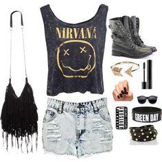 Nirvana baby -follow me on polyvore!