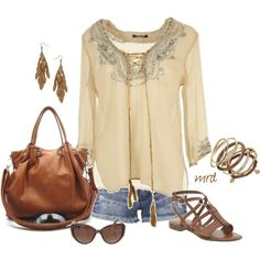 """""""Beach Party"""" by michelled2711 on Polyvore"""