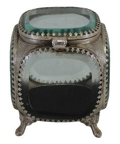 Take a look at this Silver Jackson Box on zulily today!