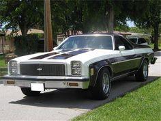 1977 Chevrolet El Camino.  Find parts for this classic beauty at restorationpartssource.com.
