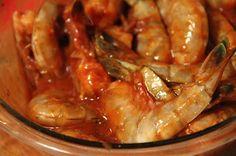 Deep South Dish: Sriracha Spicy Baked Jumbo Shrimp
