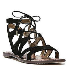 Sam Edelman Gemma Ghillie Sandals #Dillards