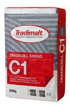C1 Grigio - Intonaco isolante malte intonaci edilizia premiscelati cementizi - Tradimalt SpA