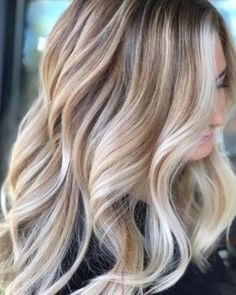 Fall Blonde Hair Color, Blonde Hair Looks, Brown Blonde Hair, Women's Hair Colors, Summer Hair Colour, Blonde Balayage Mid Length, Grown Out Blonde Hair, Hair Colors For Fall, Mid Length Blonde Hair
