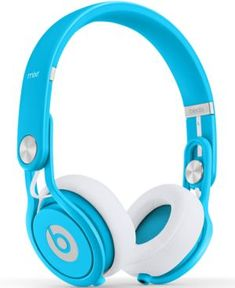 Beats by Dre Neon Mixr On-Ear Headphones. The ones that I wanted