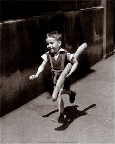 Willy Ronis - Petit parisien