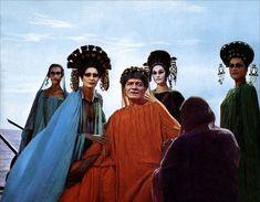 SATYRICON (Fellini Satyricon). Federico FELLINI. 1969.