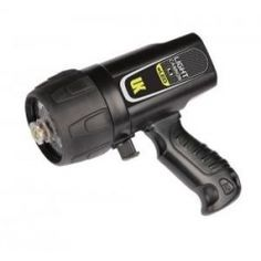 UK Light Cannon Rechargeable Dive Light with NiMH Battery & Charger (Pistol Grip, Yellow) Nimh Battery Charger, St Pierre And Miquelon, Task Lighting, Led Technology, Cannon, Flashlight, Underwater, Police, Lights