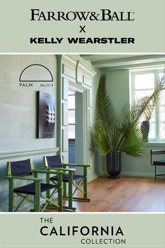 Great Room Paint Colors, Paint Colours, House Paint Color Combination, Eco Friendly Paint, Bungalow House Design, Metallic Wallpaper, Clear Blue Sky, Interior Garden, Green Rooms