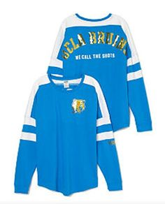 ffac7c464 Victorias Secret PINK UCLA BRUINS Sequin Crew Sweatshirt Small -- Want to  know more,
