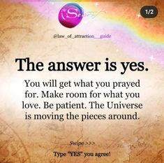 Spirituality, affirmation
