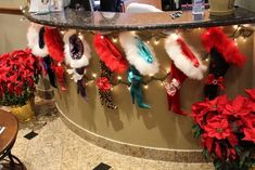 To embrace your workplace in the holiday festivities, have a look at our cool and inexpensive office Christmas decorating ideas below. Christmas Desk Decorations, Paper Decorations, Office Decorations, Birthday Decorations, All Things Christmas, Christmas Fun, Cubical Ideas, Dental Office Decor, Office Desk