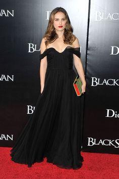 Black Swan premieres in New York