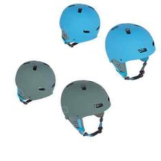 Kitesurfing windsurfing ion #hardcap 3.0 #comfort impact helmet blue - #green new,  View more on the LINK: http://www.zeppy.io/product/gb/2/222133333956/