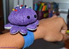 DIY: alfiletero de muñeca | Puntadas de moda                              …