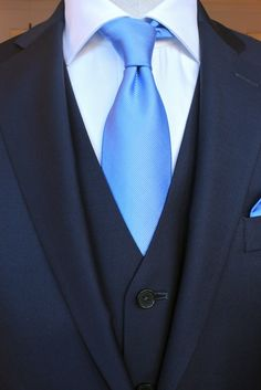 Male Fashion, Work Fashion, Fashion Outfits, Business Suits, Business Formal, Men Stuff, Suit And Tie, Man Style, Wedding Suits