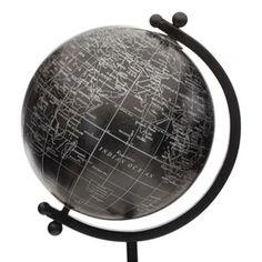 Υδρόγειος με Μεταλλική Βάση & Τρίποδο Wok, Globe, Speech Balloon